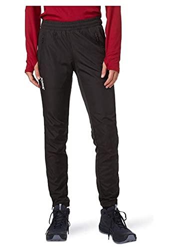 Swix Women's Universal X Ski Pants, Black, Small