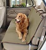 Wolblix Car Seat Cover Pet/Dog Safety Travel Car Accessories Mat Blanket (Multi Color)
