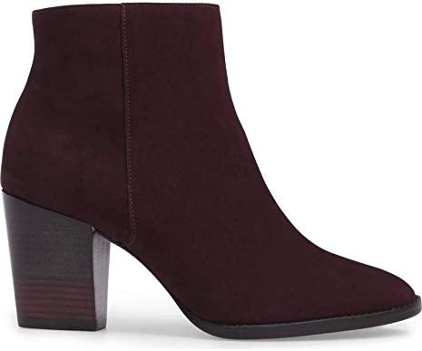 Klub Nico Bellerie Tapered Heel Ankle Clearance SALE! Limited time! New item Bootie Boot Block