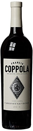 Coppola Diamond Collection Ivory Label Cabernet Sauvignon 0,75 L 2013 Rotwein trocken