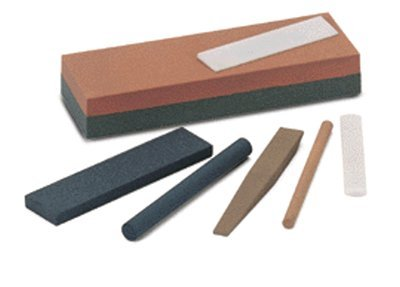 Triangular 70% OFF Outlet Abrasive File Sharpening Stones 4 X Ind 8 3 Medium Superlatite