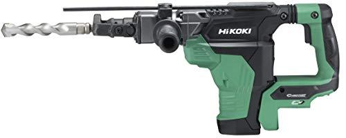 HiKOKI(ハイコーキ) 旧日立工機 コードレスハンマドリル 36V マルチボルト 充電式 六角シャンクタイプ 純正ケース付 リチウムイオン電池、急速充電器、ドリルビット別売り DH36DSA(NNK)