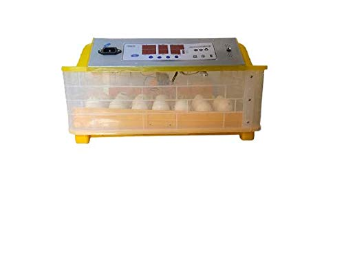 tm&w Fully Automatic Egg Incubator for Hatching 48l Eggs