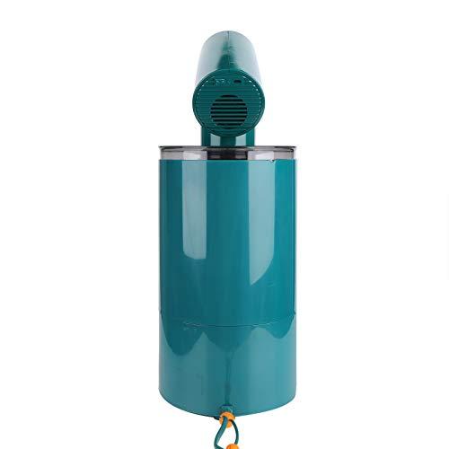 SUYANG Difusor De Aromaterapia, 120 ° Cabeza De Agitación Inteligente Humidificador Aroma Difusor Purificación De Aire Dual Purifier De Aire 220v Cn