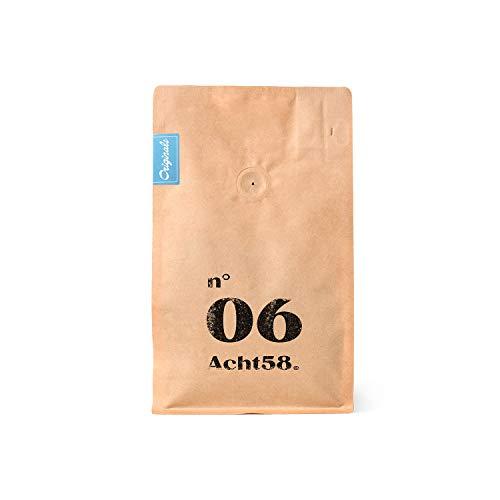 Kaffee N°06 – von Hand geröstet – Feinster Single Origin Arabica – Kaffee-Bohnen für Vollautomat und Filter (250 GR)