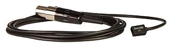 Shure Instrument Condenser Microphone Black  WL93