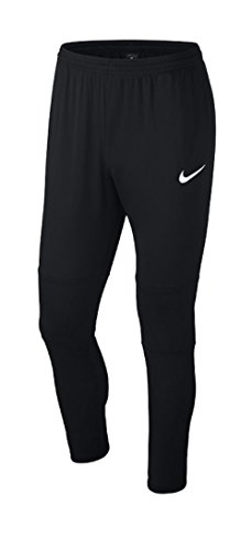 Nike Kinder Dry Park18 Football s Pants, Black/White, XS