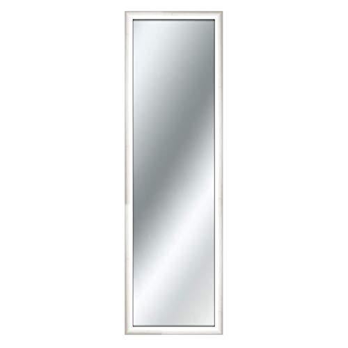 Specchio da parete MIRROR RAINBOW 40X125 cm colore Bianco