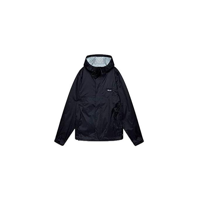 Penfield Men's Black Rifton Waterproof Jacket