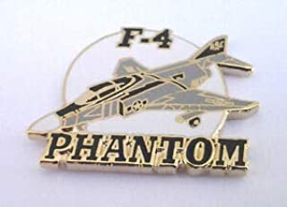 Popular Enamel Lapel pins - F-4 Phantom Military Veteran US Navy/US Air Force Hat Pin - Fashion Pins and Brooches