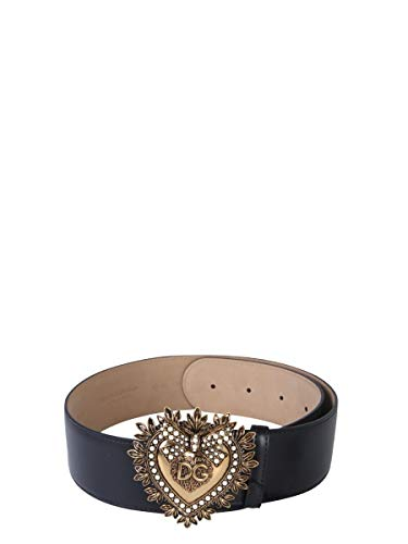 Luxury Fashion | Dolce E Gabbana Donna BE1316AK86180999 Nero Cintura | Autunno Inverno 19