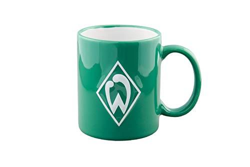 SV Werder Bremen Tasse, Becher, Kaffeebecher Raute Grün