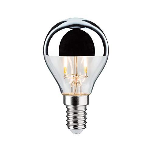 Paulmann 285.04 LED Tropfen 4,5W E14 230V Kopfspiegel Warmweiß dimmbar 28504 Leuchtmittel Lampe