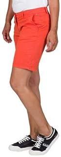NERIDIAN 2 Pantalones Cortos, Naranja (Orangeade A211), 30 para Mujer