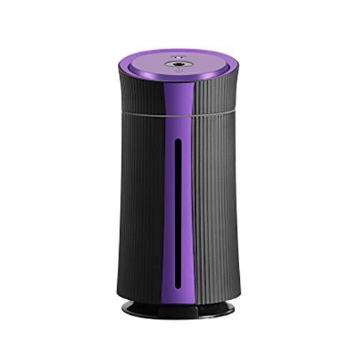 Talent 1 humidificador Instalado,purificador de Aire,silenciador,Gran Capacidad de pulverización Grande,hogar silencioso Dormitorio Mini Dormitorio portátil humidificador de Oficina (púrpura)