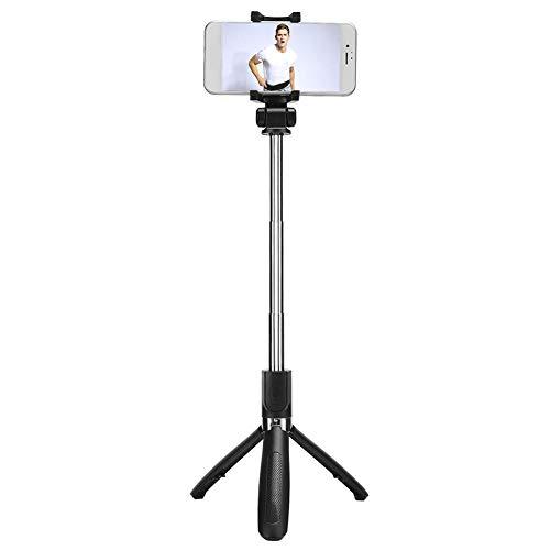 Tripé de mesa resistente e durável, Vara sem fio Bluetooth para Selfie, para celular ao ar livre Selfie tirando fotos de grupo Telefone AndroidOS