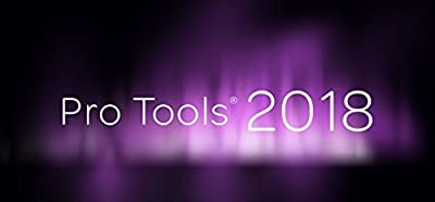 Avid Pro Tools 2018 (Download Card + iLok) from Avid