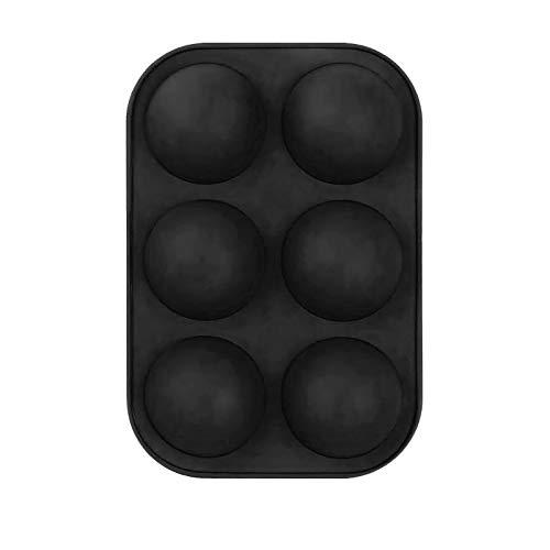 Sunnymi - Molde de silicona para tartas (3 unidades, 19,5 x 13,2 x 2,5 cm)