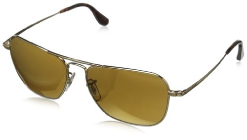 Ray-Ban RB8034K040KN355 Lunettes de Soleil, Gold-Habana, 0 Homme