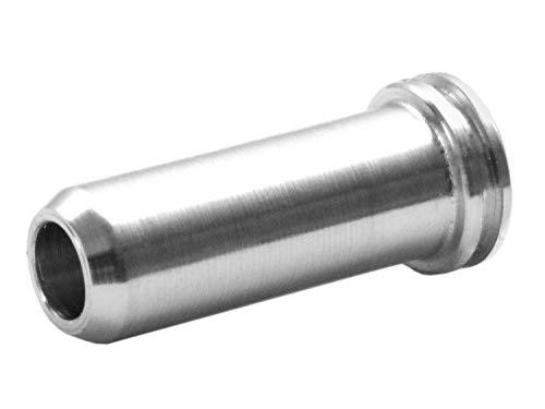 Retro Arms Airsoft CNC Nozzle mit O-Ring, CNC gefrästes Duraluminium, für perfekte Dichtung -21,5mm-