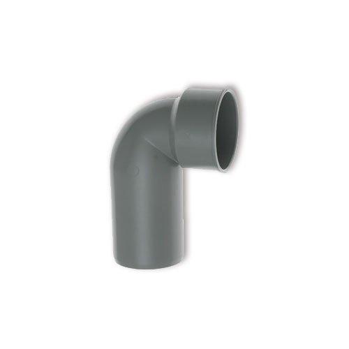 HT - Siphonbogen 90 Grad NW 40/40 / HTBogen / HTSW Bogenstück / Verbindungsstück / Siphon Rohrbogen / HT-Rohre