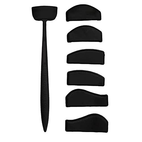 DIANZI Crease Line Kit Eye Shadow Applicator Silicone Ombretto Stamp Crease Tools Ombretto preciso in pochi Secondi