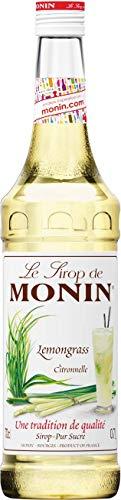 Monin Lemon Grass Lemongrass 3x 0,7 l Zitronengras 3er Pack