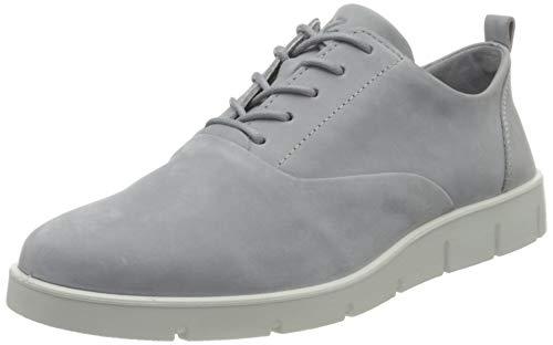 ECCO Damen Bella Sneaker Derby, Silver Grey, 39 EU