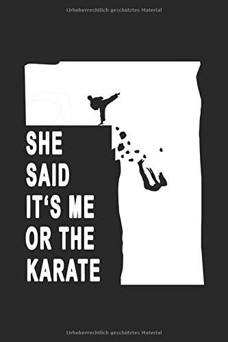 Karate: Dojo Notizblock Schwarzergürtel Geschenk