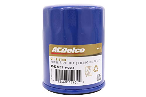 ACDelco Gold PF2057 Engine Oil Filter