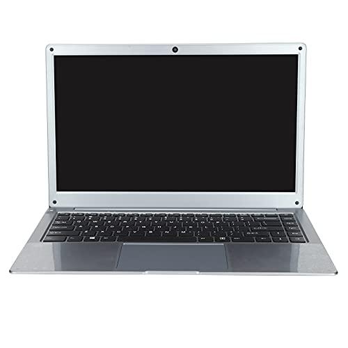 Laptop para Juegos FHD de 14 Pulgadas, 1920 x 1080 12GB RAM 256GB ROM Computadora portátil de Oficina para el procesador Intel Celeron N4020 Ordenador portatil para Intel UHD Graphics 600(S)