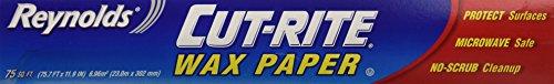 Cut Rite Wachs-Papier, transparent