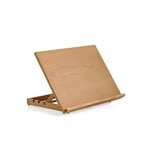 EBRO 06197 A3 Estación de trabajo, madera, marrón, 33 x 44