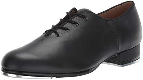 Bloch Men s Dance Jazz Full Sole Leather Tap Shoe Black 10 5 Medium US product image