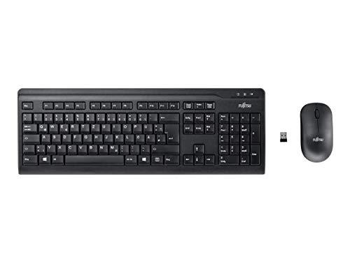 Fujitsu LX410 Funktastatur und Maus Set - S26381-K410-L420