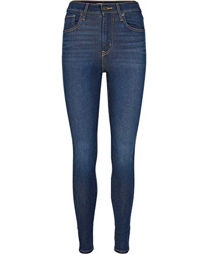 Levi's Womens Mile High Super Skinny Jeans, On The Rise, 29 28