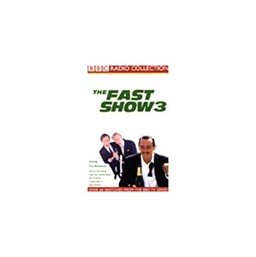 The Fast Show 3 audiobook cover art