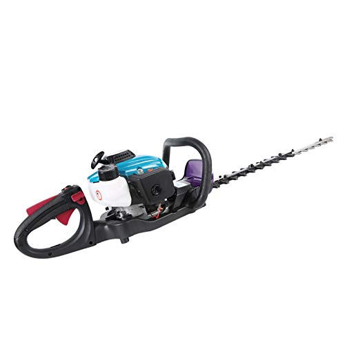 New CGOLDENWALL Hedge Trimmer 6800r/min 1.09HP Double-Edged Two-Stroke Garden Pruning Machine Lawn M...