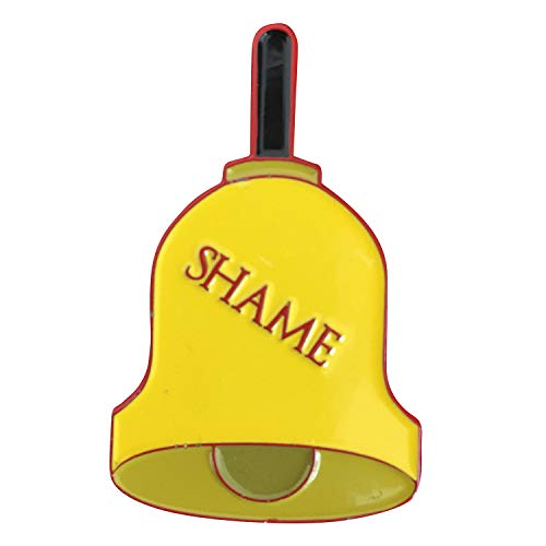 CERSEI'Shame' Game of Thrones Pin | Enamel Pins for Backpacks Hat pins Funny Pins Meme Pins Cool Pins Cute Pins Button Pins