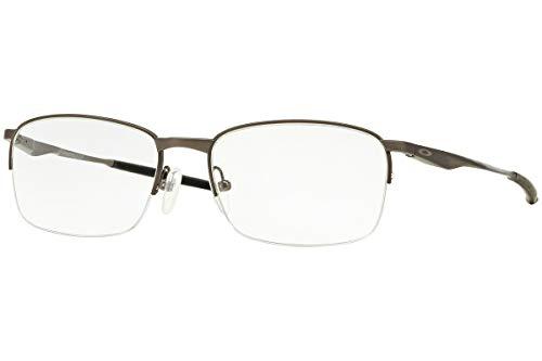 Oakley Rx Eyewear Für Mann Ox5101 Wingfold 0.5 Brushed Chrome Titangestell Brillen, 55mm
