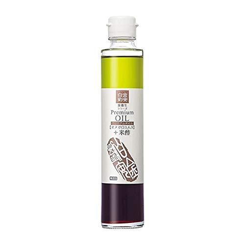 ウェーブ プレミアムオイル 米酢 190ml