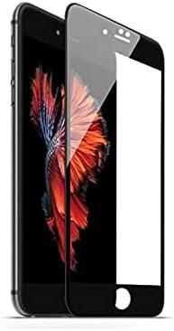 Verre trempé IPhone 7 noir
