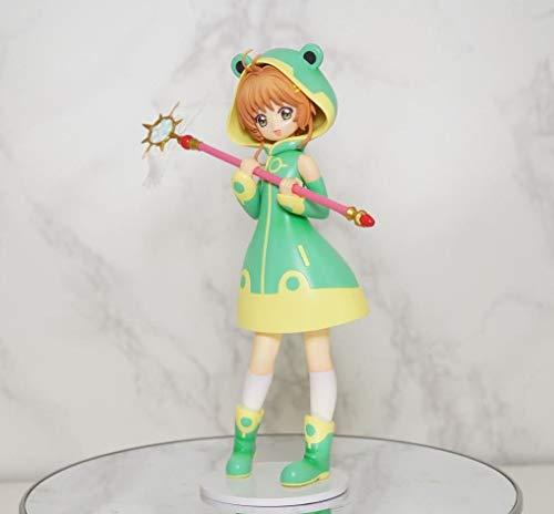 Card Captor Sakura - Kinomoto Sakura Cute Frog Furyu Special Figure 18 cm