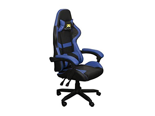 Cadeira Gamer Reinak Premium - Azul