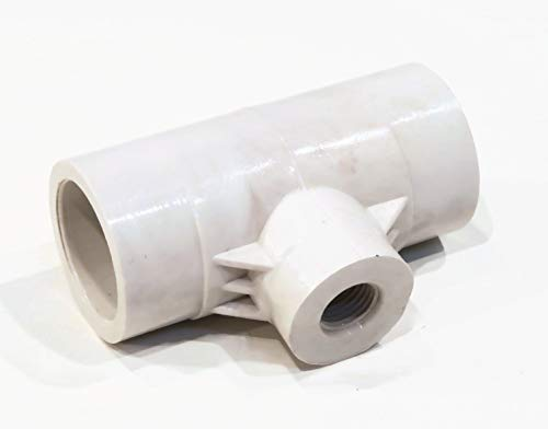 The ROP Shop (12) PVC TEE Fittings 1/2' Automatic Chicken Poultry Water Drinker Cup Nipple