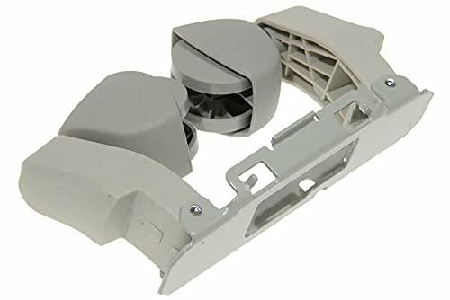 DeLonghi - Soporte para pies y ruedas para radiador de aceite TRV0715, V550510, V550920, V551225