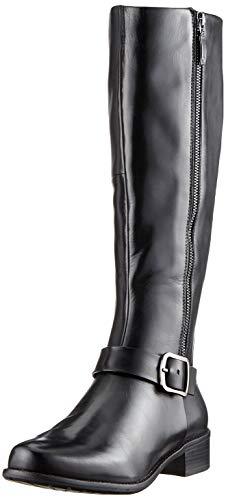 Gerry Weber Shoes Damen Calla 14 Hohe Stiefel, Schwarz (Schwarz Vl20 100), 36 EU