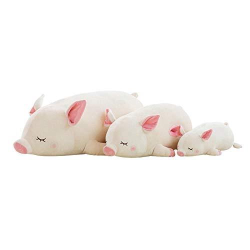 CPFYZH Daunen Baumwolle Schwein Plüsch Tier Puppe Plüschtier Geburtstagsgeschenk Komfortable Kissen Kissen Handwärmer @ 60Cm_Hand_Warmer