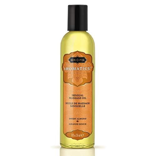 KamaSutra, Massageöl Swet Süße Mandel 1er Pack x ml, Transparant, Sweet Almond, 200 milliliter