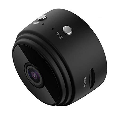 Gracy La cámara sin Hilos de la cámara Mini cámara de Seguridad de vigilancia A9 HD 1080P visión Nocturna de la cámara del Coche de Ministerio del Interior BlackVideo